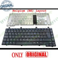 HP 파빌리온 ZV5000의 DV5000 프리자리오 M2000 R4000 V2000 V5000 C300 C500 블랙에 대한 새로운 노트북 키보드 AZERTY 레이아웃 건반 악기 BE