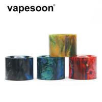 Orijinal VapeSoon Reçine Freemax Freemax Mesh Pro Için Mesh Pro Damla İpucu Atomizer Tankı Hızlı Kargo 4 Renkler