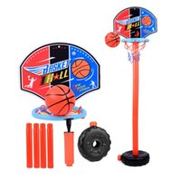 Children' s basketball stand Portable Basket rack Indoor...