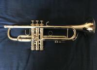 Yeni Trompet Kral Legend 2070-SP Trompet B Flat Top Müzik Aletleri + Mavi Kılıf Pro