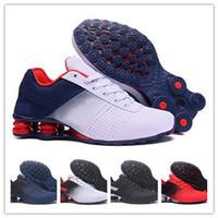 best sneakers cc7a4 2eab0 Original Shox Liefern Zapatillas Hombre Deportiva Schuhe Herren Shox  Laufsportschuhe Gold Weiß Tennis Sneakers Größe Eur40