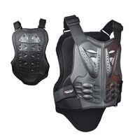 Moto Rider Vest regolabile anti-caduta Moto Off-road Protection Vest con riflettenti di sicurezza Abbigliamento Moto Accessori
