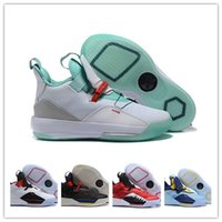 designer mens Jumpman XXXIII 33 Basketball Shoes chaussure h...