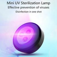Box Car Disinfezione sterilizzatore UV Mini luce UV germicida Luci sommergibili Clean Water Air Purifier sterilizzatore UV Lamp 3M