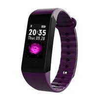 W6S سوار ذكي ضغط الدم معدل ضربات القلب متتبع ساعة يد ذكية رياضة البلوتوث ساعة لios أندرويد iPhone