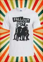 Fall Out Boy Rock Band Bomb Funny CooL Men Women Vest Tank T...