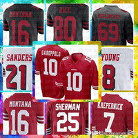 finest selection 3312c d4e50 Wholesale Kaepernick Jersey for Resale - Group Buy Cheap ...