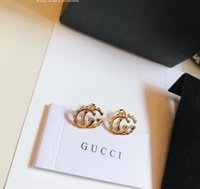 Factory Price earrings for women fashion jewelry cheap stud ...