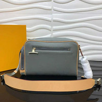 LUXURYS Designers Bolsas L última bolsa al por mayor Camerabag 2021New Wave Versión coreana de invierno Mao Plaid Handbag Wild Xiaofang Messenger B Ag 3884