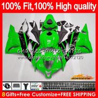 OEM Injection für HONDA CBR600RR grün schwarz CBR 600RR 600F5 600cc 74HC.47 CBR 600 RR F5 09 10 11 12 CBR600 RR 2009 2010 2011 2012 Verkleidungs
