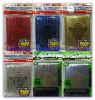 لغز الألفية YUGIOH بطاقة الأكمام الطابق مزيج الألوان حامي