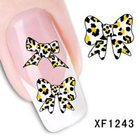 Nail Art Beauty Nail Decoration Sticker Various Cat Vine Tre...