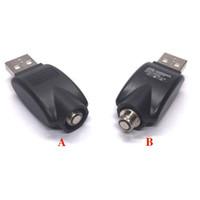 Ego Carregador USB Cigarro Eletrônico E Cig Sem Fio Carregadores de Cabo Para 510 EGO T C EVOD Torção visão spinner 2 3 mini bateria