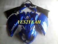 Обтекатель мотоцикла для BMW K1200S 05 06 07 08 K1200S 2005 2006 2007 2008 ABS синий черный Комплект обтекателей + Подарки BA02