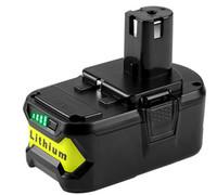 High Capacity New 18V 4000mAh Li-Ion Para Ryobi Hot P108 RB18L40 bateria recarregável Power Tool Battery Ryobi ONE + Hot vender