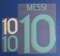 Аргентина прочь имя устанавливает 2020/21 Аргентина Месси Ди Мария Дыбала имя и номер Аргентина имя печати 2021 бесплатная доставка