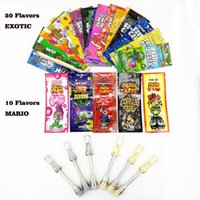 Exotic carts Mario carts Vape Cartridges Packaging AC1003 go...