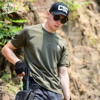 New Fashion Summer Military Fun Magliette di marca Giappone Corea Stati Uniti Brave Men Army Green Blue Maglieria di alta qualità in cotone poliestere Elastic Tees