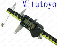 Vernier Суппорты Mitutoyo Цифровые тестеры 0-150 0-200 0-300 0,01 мм Дигимарные 10 шт. / Лот
