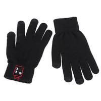 Fashion- Headset Lautsprecher Bluetooth Magie Reden Handschuhe Full Touch-Handschuh für Moblie Telefone