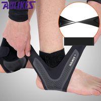 CHEVILLERE Gym Protection extérieure pied Courir Bandage élastique chevillère bande Garde pied Protecteur Accessoires LJJA4003