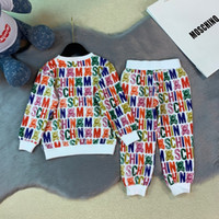 Suit 2019 Spring And Autumn Children Garment Children Suit M...
