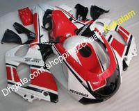 새로운 도착 Motorbike 애프터 마켓 키트 Yamaha Yzf600R 1997-2007 페어링 세트 YZF 600R Thundercat Red White Black Bodyworks Fairing Kit