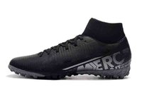 Low New Mens High Tops Football Boots Mercurial Superfly VII...