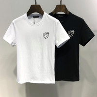 Ver 2019 new fashion men' s T- shirt with imported fabric...