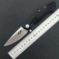 Eafengrow EF26 58-60HRC D2 Blade G10 Kol EDC Katlama bıçak Survival Kamp aracı Av Pocket Knife taktik açık Edc Çoklu aracı ker