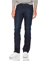 Hudson Jeans Men's Clifton Bootcut Zip
