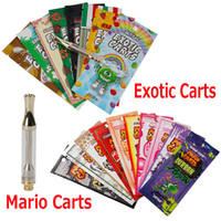 Exotic Carts Mario Carts Ceramic Coil Cartridge Vape AC1003 ...
