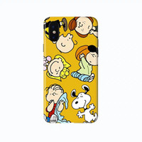 Cute Snoopy cartoon phone case Apple x xr xsmax full iPhone7...