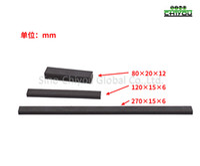 Kone Elevator parti magnete a strisce per sensore di livellamento da 270 mm / 120 mm / 80 mm