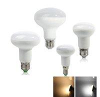 LED R63 7W R80 10W R90 14W E27 светодиодный прожектор SMD2835 зонтик света AC 85-265V