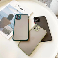 One Piece Luxury frosted phone case For iPhone 6s 7 8P XR 11...