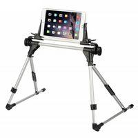 Plegable Tablet PC Monte Planta Escritorio Sofá cama soporte ajustable titular de la tableta portátil para el iPad 2 3 4 5 6 aire mini pro Lazy titular de la nave de DHL