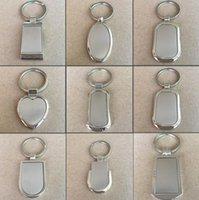 Porte-clés en métal sur mesure Porte-clés Personnalisé Partie personnalisée Porte-clés Creative Car Keychains Porte-clés Publicité pour la promotion LXL924Q