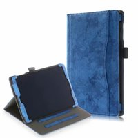 NOUVEAU Stand PU Coating Cover Cover pour Samsung Tab A 10.1 2019 Tablet Capa Funda pour Galaxy Tab A 10.1 2019 T510 T515 T515 SM-T510 Case