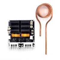 Module de machine de chauffage par induction haute fréquence haute fréquence ZVS 12-48V 20A 1000W