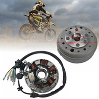 TDPRO 6 Zündspule Magneto Stator Schwungrad für Lifan Motorrad Dirt Bike Pit 110cc 125cc 140cc 150CC Motor SSR SDG Pit Bike