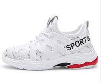 Chaussures pour enfants au détail gros filles korean sport toile blanche chaussures de course des garçons de jeunes chaussures de basket-ball taille 5 filles chaussures design enfants Sneak wl1232
