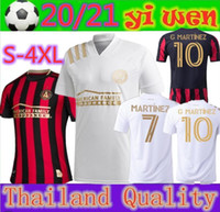 S-4XL 2020 2021 MLS Parley Atlanta United FC футбол Джерси 20 21 GARZA JONES VILLALBA MCCANN MARTINEZ ALMIRON футбольные рубашки