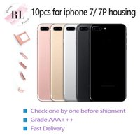10PCS For Apple iPhone 7 Plus battery cover metal back door ...