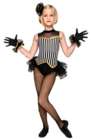 Children' s Costumes Jazz Dance Performance Clothing Dre...