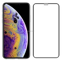 SE 2020 아이폰 12 MIINI 11 PRO MAX XR XS SAMSUNG A20S A10 스크린 프로텍터 패키지 없음 전체 커버 강화 유리