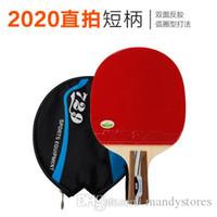 الجملة-ritc 729 الصداقة 2020 # pips-in tennis مضرب مع القضية لبينغبونغ