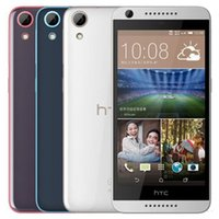 원래 쓰자 HTC 디자 이어 (626) 5.0 인치 옥타 코어 2기가바이트 RAM 16기가바이트 ROM 1300 만 화소 카메라 안드로이드 4G LTE 스마트 모바일 휴대 전화 무료 DHL의 10PCS