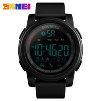 SKMEI 1442 Dress Sport Men Smart Wristwatches Goal Managemen...