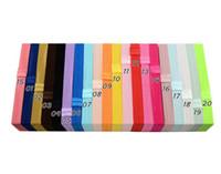 20 개 색상 아기 소녀 헤드 밴드 코튼 모자 탄성 헤어 밴드 스트레칭 헤어 밴드 DIY 머리 장식 액세서리 (566)